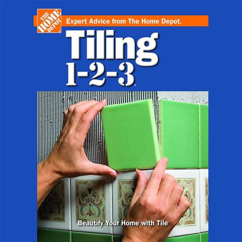 tiling complete 2nd edition books the home depot tiling 2nd edition 0696228580 the home depot
