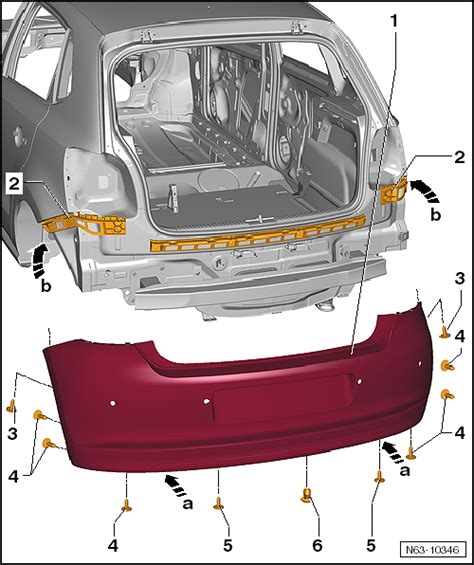 service manual how to remove rear bumper 1996 volkswagen rio service manual how to remove