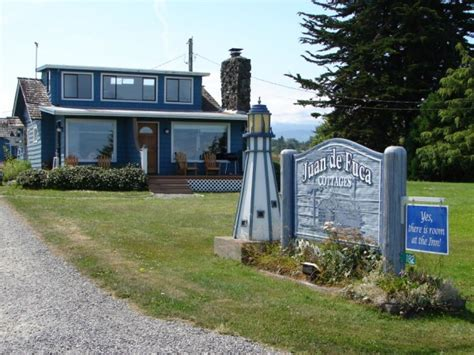 juan de fuca cottages sequim daily photo