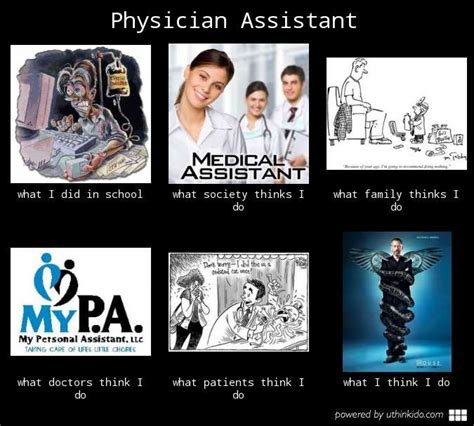 Medical Assistant Memes - 8 things never to say to a physician assistant