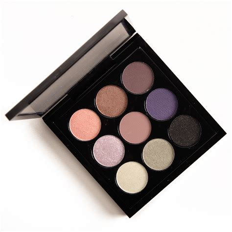 Eyeshadow X9 Mac Review mac x tinashe eyeshadow x9 palette review photos swatches