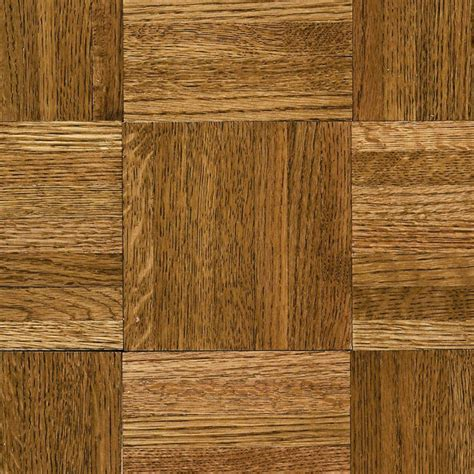 bruce oak parquet spice brown 5 16 in thick x 12