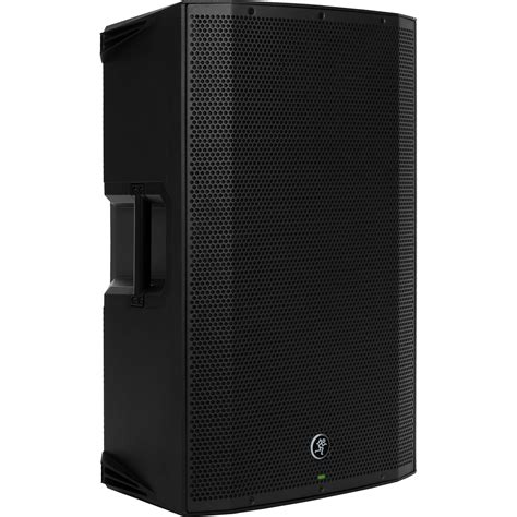 Speaker Advance H 15 mackie thump15bst boosted 1300w 15 quot advanced thump15bst