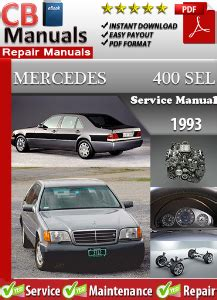 small engine repair manuals free download 1993 mercedes benz e class security system mercedes 400sel 1993 factory manual download service repair manuals