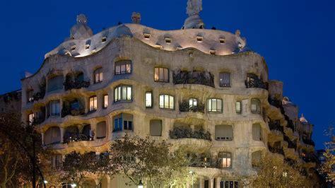 barcelona wallpaper gaudi full hd wallpaper barcelona casa mila gaudi modernist