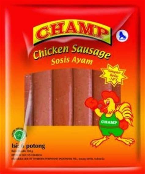 Ch Chicken Nugget Abc 250g ch armera food indonesia