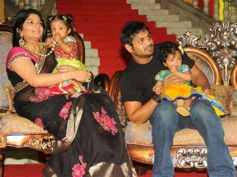 Vishnu Manchu Celebrate   Wife Veronica Wedding