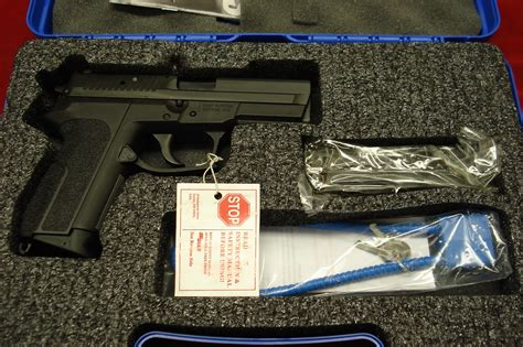 Dvd Box 9mm Gtpro sig sauer sp 2022 sig pro 9mm new in the box for sale