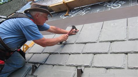 how much to install roof snow guards needed for synthetic slate roof davinci roofscapes