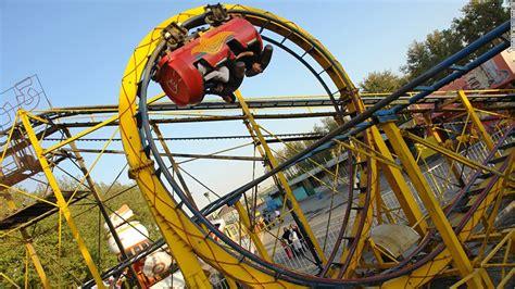 theme park rides scariest theme park rides on earth cnn com