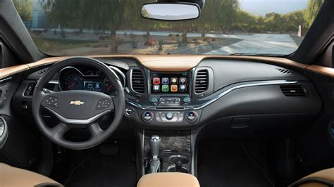 automotivetimes 2014 chevrolet impala review