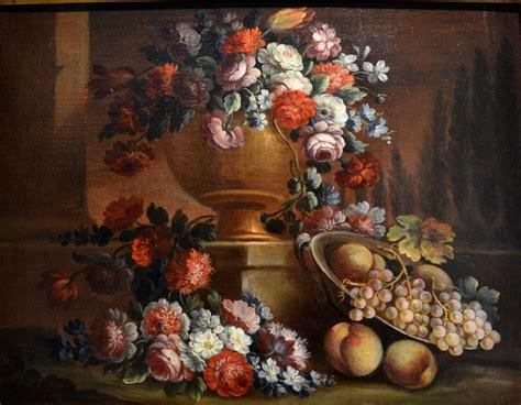 nature morte con fiori nature morte di frutta e fiori galleria giamblanco