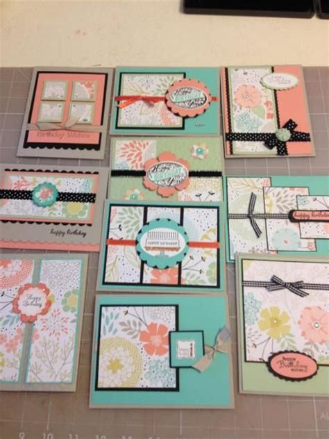 Paper Crafting Cards - 25 best ideas about card templates on