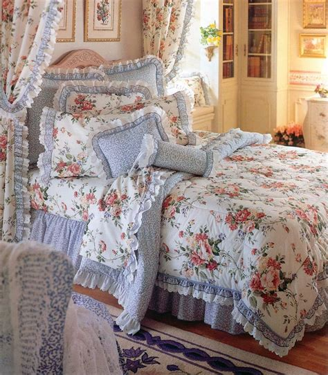 fieldcrest comforter belle rive bedding from the waverly collection made by