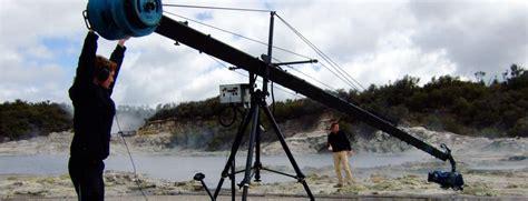 Tripod Jimmy Jib production equipment and filmmaking gear check list