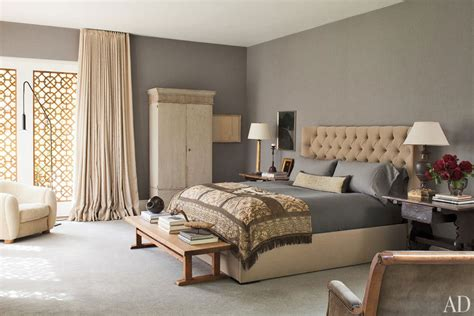 Grey And Taupe Bedroom by Beautiful Living Rooms Four Walls