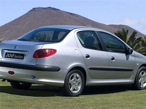 peugeot 206 sedan peugeot 206 sedan francfort 2005 peugeot 206 sedan