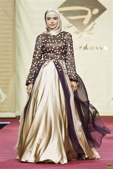 Simple Dresses For Hijab