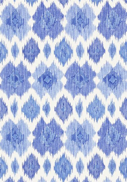 bimini ikat blue  white  collection biscayne