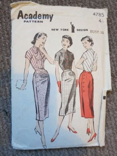 x pattern review other misses blouse and wrap skirt 4785 pattern review by