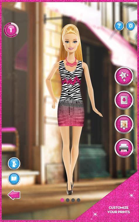 barbie fashion design maker refills uk barbie fashion design maker amazon co uk appstore for