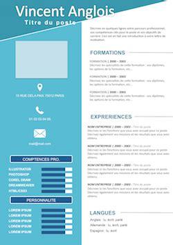 Modele Cv Open Office Moderne