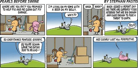 pearls before swing pearls before swine 171 the comic ninja 171 page 5