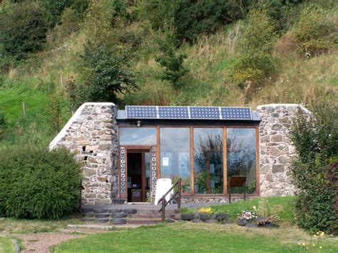 autonomous zero energy building projects home sweet