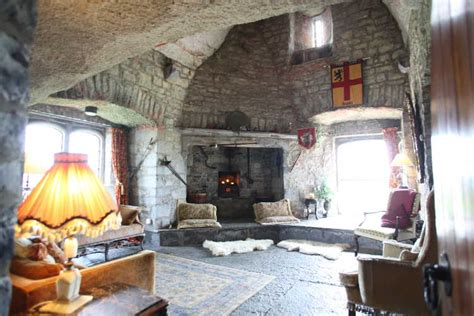 Wall For Living Room Ireland Castle Living Room 171 Rent An Castle Ballyhannon Castle