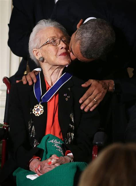 katherine johnson actress katherine g johnson photos photos president obama