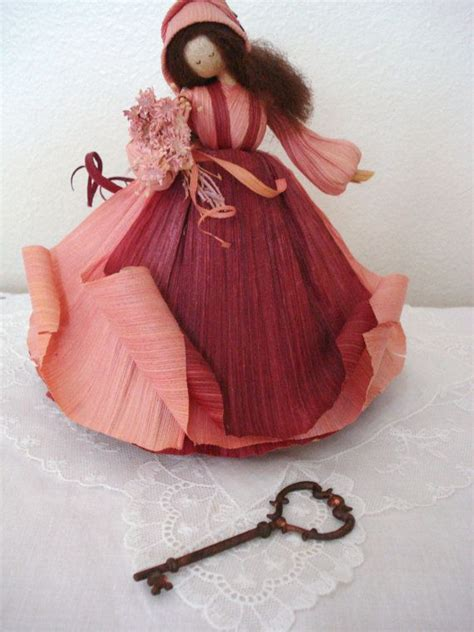 corn husk dolls by nan 44 best paper twist crafts images on projects
