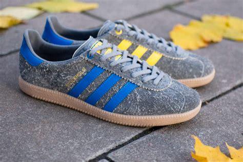 Adidas Stockholm City Series sneakersnstuff x adidas stockholm hypebeast