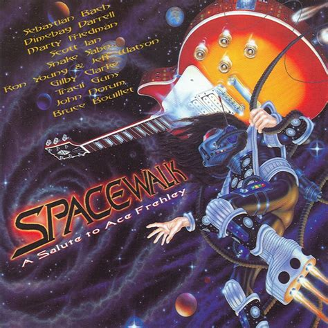 tribute to a related recordings spacewalk a tribute to ace frehley