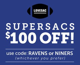 lovesac deals hot deals at lovesac com for valentine s day super bowl
