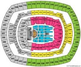 Metlife Stadium Floor Plan by Metlife Stadium Tickets And Metlife Stadium Seating Charts