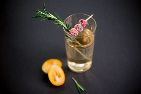 cocktail garnish for the makers