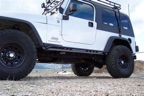 Rock Sliders Jeep Jk Jeep Rock Sliders Jeep Cj Yj Tj Jk Rock Slider Rocker