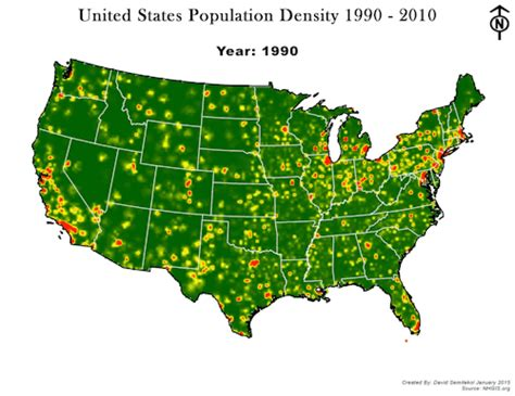map of population density united states dsemitekol population density of the united maps on