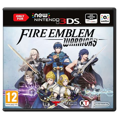 3ds Emblem Warriors Only For New 3ds And 2ds Xl Asia emblem warriors new nintendo 3ds nintendo