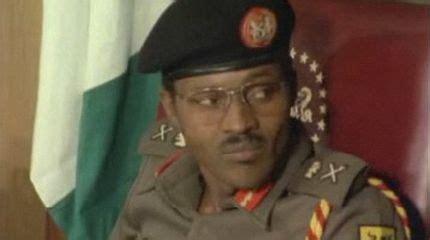 biography muhammadu buhari buhari nigeria s strictest leader politics nigeria