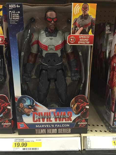 Hasbro Civil War Marvels War Machine Mask B67433 civil war titan falcon war machine released marvel news