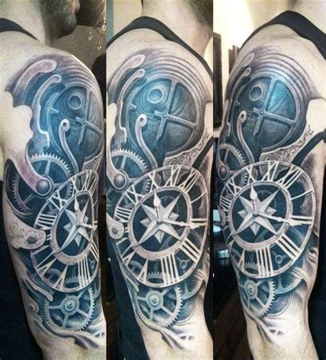 clock tattoos picmia