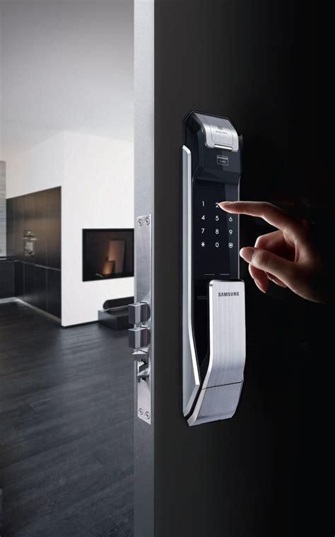 biometric door locks smart door lock