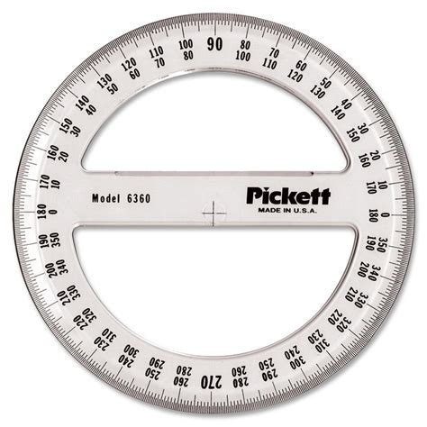 printable full protractor printable protractor cliparts co