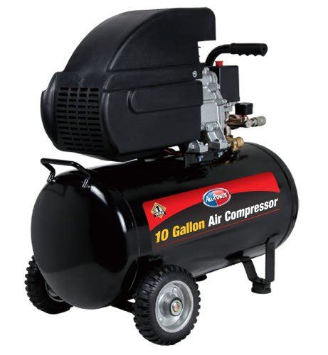 all power america apc4010 3 5 hp peak 10 gallon air compressor cheapest all power america