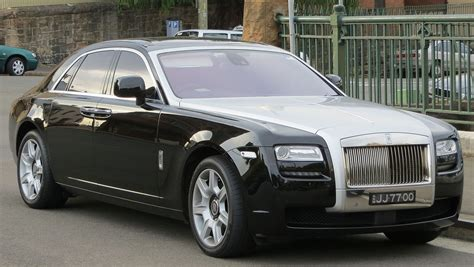 rolls royce ghost rolls royce ghost вікіпедія