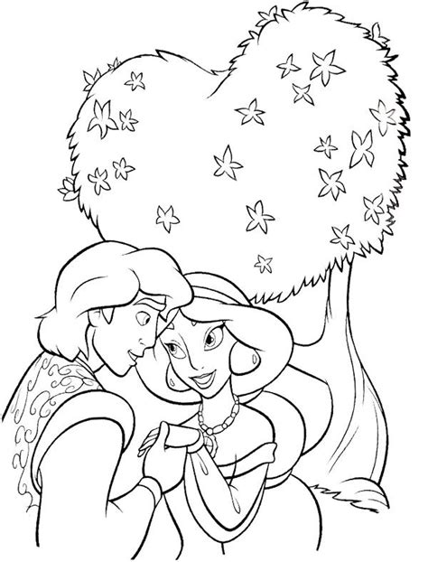 aladdin tiger coloring page 38 best images about aladdin coloring pages on pinterest