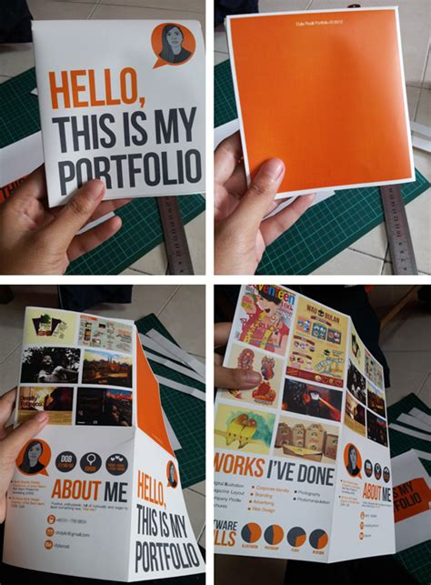 Graphic Design Layout Project | portfolio self promo by dyla rosli via behance design
