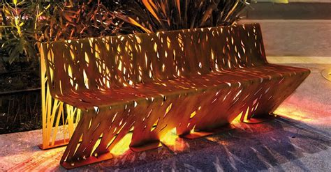 corten bench corten steel benches compare all uk suppliers esi info