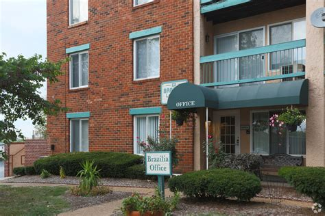 one bedroom apartments in st louis mo brazilia apartments rentals louis mo apartments